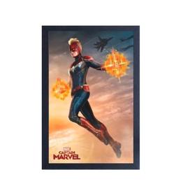 Captain Marvel - Battle