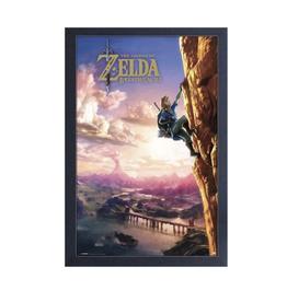 Zelda - Breath of the Wild (Climbing)