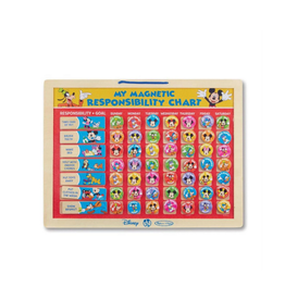 Melissa & Doug My Magnetic Responsibility Chart (Mickey Mouse)