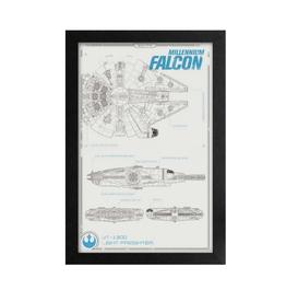 Star Wars - Millennium Falcon (The Force Awakens)