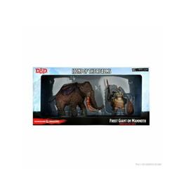 WizKids Snowbound Frost Giant and Mammoth Premium Set