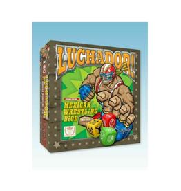 BackSpindle Games LTD Luchador! (2nd Ed)