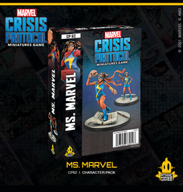 Atomic Mass Games Marvel Crisis Protocol (Ms. Marvel)