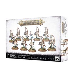 Games Workshop Lumineth Realm-Lords  Vanari Auralan Sentinels