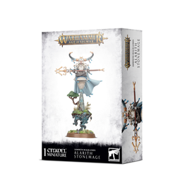 Games Workshop Lumineth Realm-Lords Alarith Stonemage