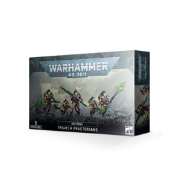 Games Workshop Necrons Triarch Praetorians/Lychguard