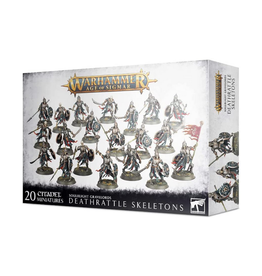 Games Workshop Soulblight Gravelords Deathrattle Skeletons