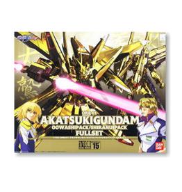 Gundam S Destiny (ORB-01 Akatsuki)
