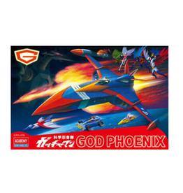 Academy Plastic Model Co. God Phoenix (w/ LED)