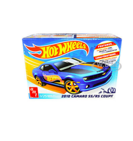 2010 Camaro SS/RS Coupe (Hot Wheels 1/25 Model Kit)