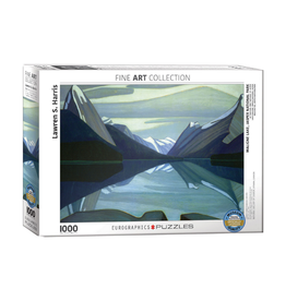 Eurographics Maligne Lake Jasper Park (1000pc)