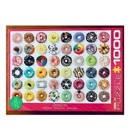 Eurographics Donuts Tops Sweets (1000pc)
