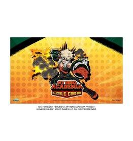 Jasco Games Universus CCG - My Hero Academia Playmat (Bakugo)