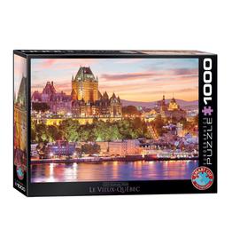 Eurographics Le Vieux Quebec (1000pc)