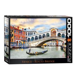 Eurographics Venice Rialto Bridge (1000pc)
