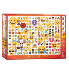 Eurographics Emojipuzzle What's Your Mood? (1000pc)