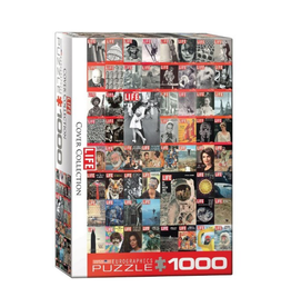 Eurographics LIFE Cover Collection (1000pc)