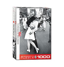 Eurographics LIFE VJ Day Kiss Times Square (1000pc)