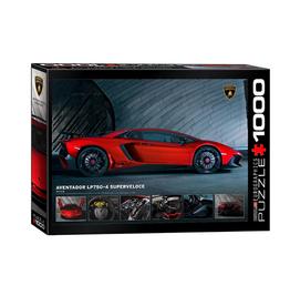 Eurographics Lamborghini Aventador LP7504 (1000pc)