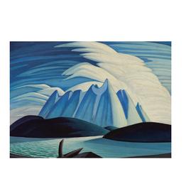 Eurographics Lake and Mountains (1000pc)