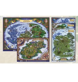 Wizards of the Coast Map Set (The Wild Beyond the Witchlight)