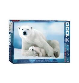 Eurographics Polar Bear & Baby (1000pc)