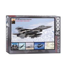 Eurographics F-16 Falcon (1000pc)