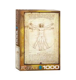 Eurographics The Vitruvian Man (1000pc)