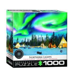 Eurographics Northern Lights - Yellowknife (1000pc)