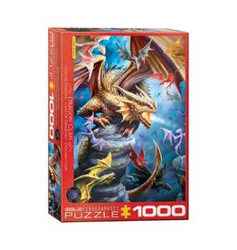 Eurographics Dragon Clan (1000pc)