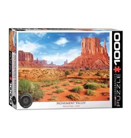 Eurographics Monument Valley (1000pc)