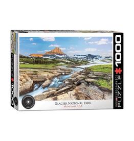 Eurographics Glacier National Park (1000pc)