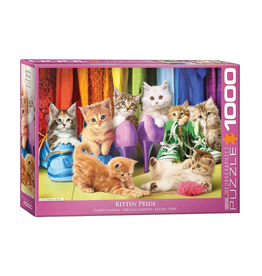 Eurographics Kitten Pride (1000pc)