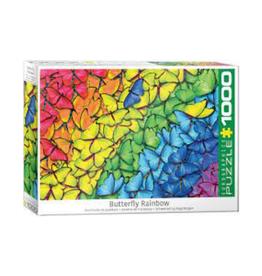 Eurographics Butterfly Rainbow (1000pc)