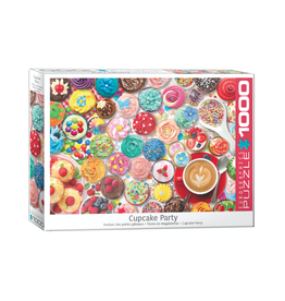 Eurographics Cupcake Party (1000pc)