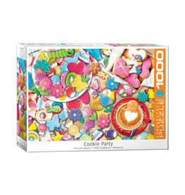 Eurographics Cookie Party (1000pc)