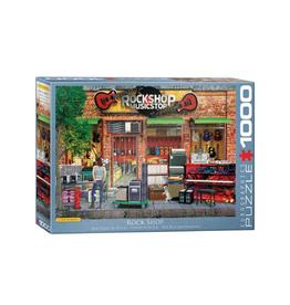 Eurographics Rock Shop (1000pc)
