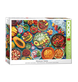 Eurographics Mexican Table (1000pc)