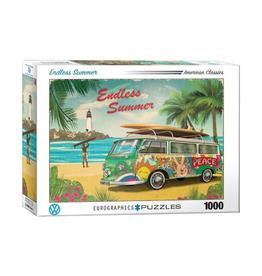 Eurographics VW Endless Summer (1000pc)