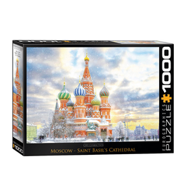 Eurographics Moscow, Russia (1000pc)