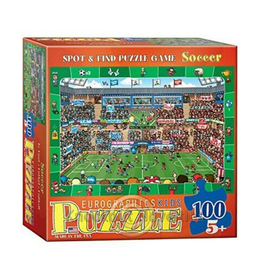 Eurographics Spot & Find Soccer (100pc)