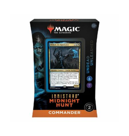 Wizards of the Coast Commander Deck - Undead Unleashed (Innistrad: Midnight Hunt)