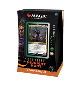 Wizards of the Coast Commander Deck  - Coven Counters (Innistrad: Midnight Hunt)