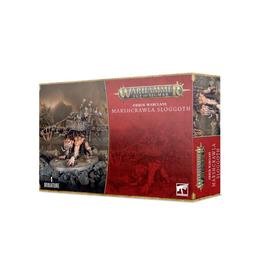 Games Workshop Orruk Warclans: Marshcrawla Sloggoth