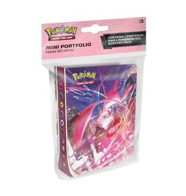 Mini Portfolio w/ Booster Pack (Fusion Strike)