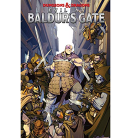 Wizards of the Coast Dungeons & Dragons - Evil at Baldur's Gate