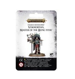 Games Workshop Vokmortian, Master of the Bone-Tithe