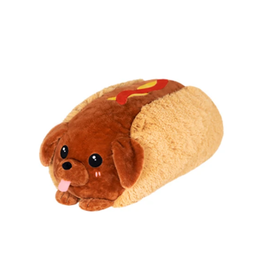 Squishables Mini Squishable - Dachshund Hot Dog