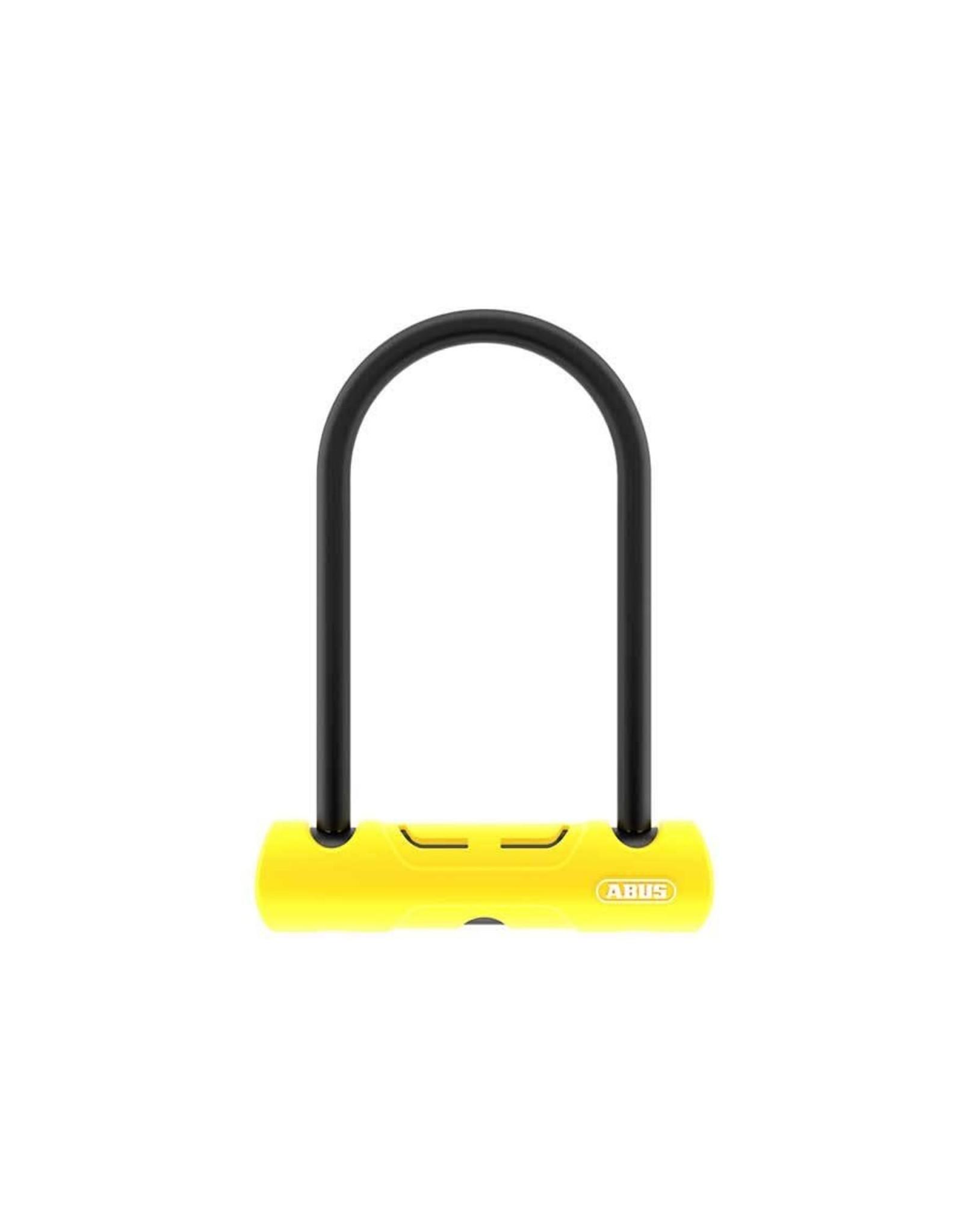 Abus Abus, 402, U-Lock, Key, 150 x 160mm, Yellow