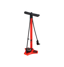 Specialized SPECIALIZED, Air Tool Comp Floor Pump, Rocket Red